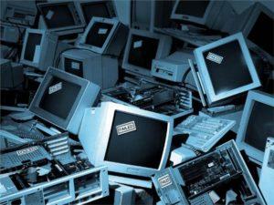 Утилизация компьютеров в Москве